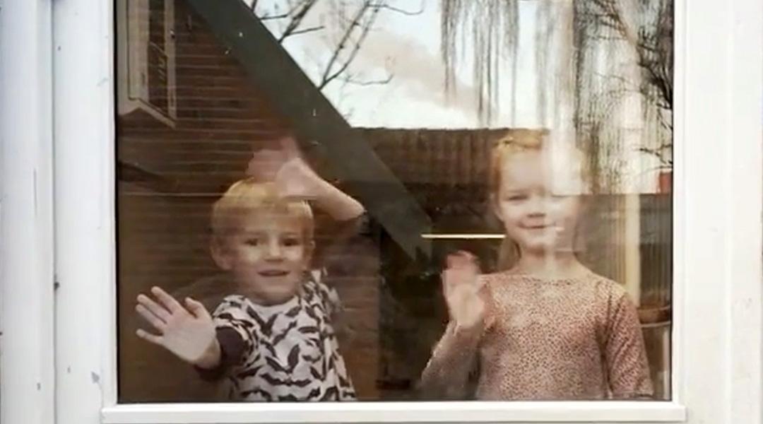 Sådan laver du en velkomstfilm til nye børn