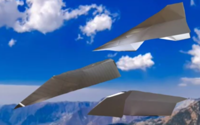 Papirflyver challenge