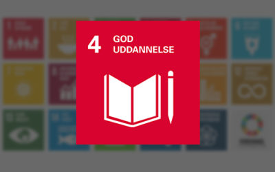 Verdens mål 4 Kvalitetsuddannelse