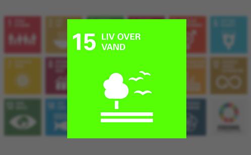 Verdensmål 15 Livet på land