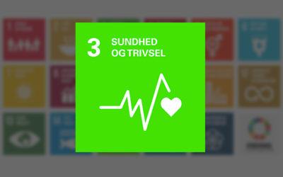 Verdensmål 3 Sundhed og trivsel