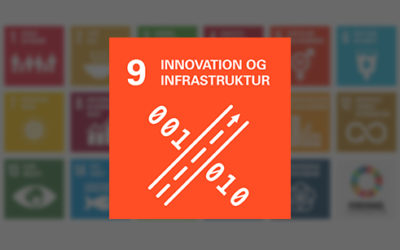 Verdensmål 9 Industri, innovation og infrastruktur