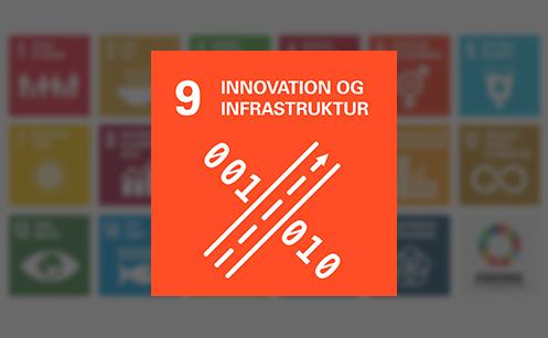 Verdensmål 9 Industri, innovation og infrastruktur